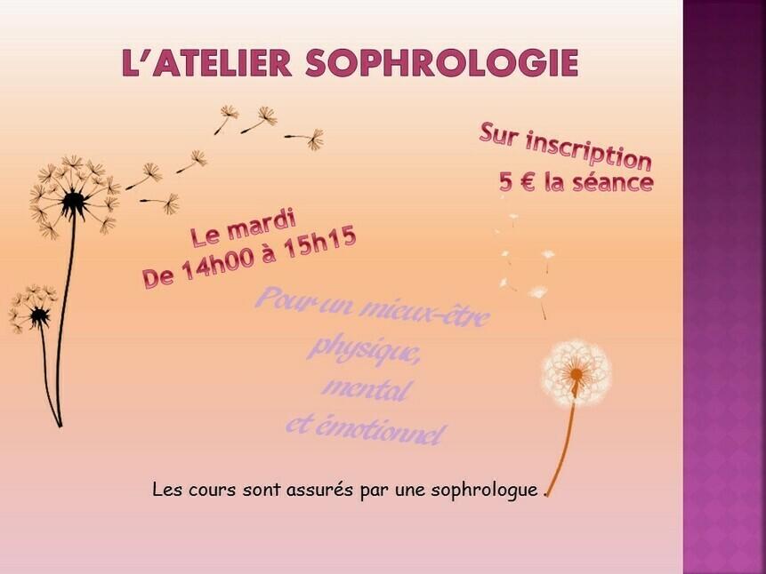 Sophrologie ...